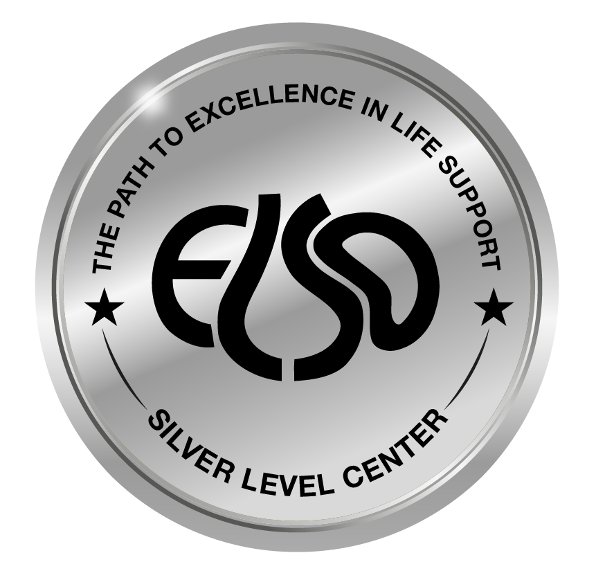 ELSO award badge